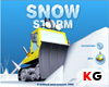 เกมส์เกมส์ ขับรถตักหิมะ SnowStrom