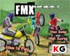 เกมส์เกมส์ขับรถมอเตอร์ไซท์เล่นท่า FMX
