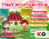 เกมส์ Meet My Valentine