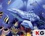 เกมส์เกมส์ต่อจิ๊กซอร์ ภาพใต้ทะเล