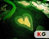 เกมส์เกมส์ต่อจิ๊กซอร์ ภาพเกาะสีเขียว Leaf Swamp Jigsaw