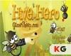 เกมส์เกมส์ยิงผึ้ง Hive Hero