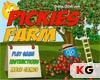 เกมส์เกมส์จับคู่ผลไม้ Pickies Farm