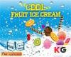 เกมส์แต่งหน้าเค้ก Cool Fruit IceCream